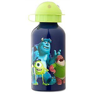 Monsters University Aluminum Water Bottle - Small