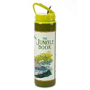 The Jungle Book Water Bottle