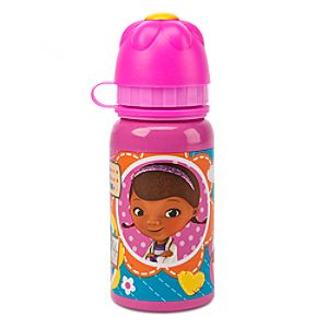 Doc McStuffins Aluminum Water Bottle - Small