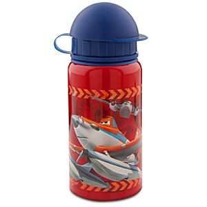 Planes: Fire & Rescue Aluminum Water Bottle - Small