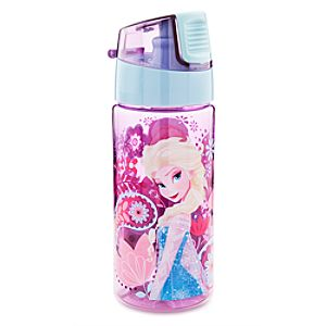 Anna and Elsa Water Bottle - Frozen