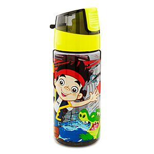 Jake and the Never Land Pirates Water Bottle