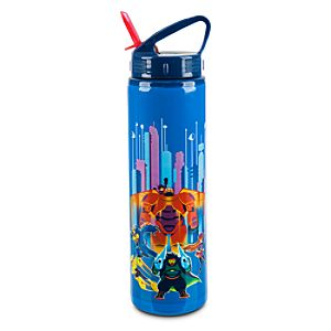 Big Hero 6 Water Bottle - Pre-Order