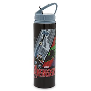 The Avengers Water Bottle