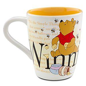 Storybook Winnie the Pooh Mug