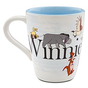 Storybook Winnie the Pooh and Friends Mug