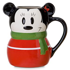 Share the Magic Ceramic Minnie Mouse Mug