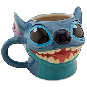 Sculptured Stitch Mug