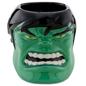Sculptured Hulk Mug