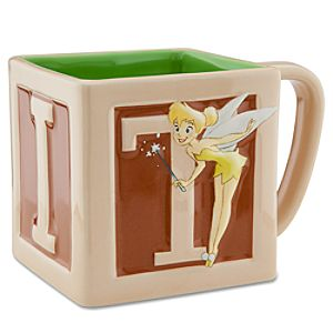 Disney Store 25th Anniversary Classic Tinker Bell Mug