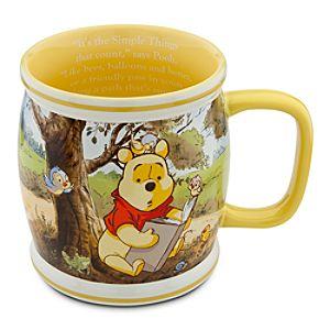 Winnie the Pooh and Piglet Mug