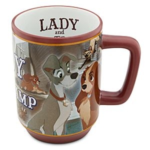 Lady and the Tramp Mug