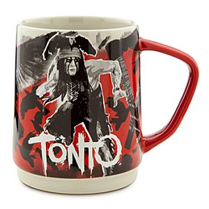Tonto Mug - The Lone Ranger
