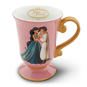 Jasmine and Aladdin Mug - Disney Fairytale Designer Collection
