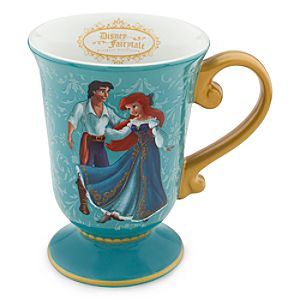 Ariel and Prince Eric Mug - Disney Fairytale Designer Collection