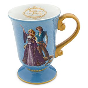 Rapunzel and Flynn Mug - Disney Fairytale Designer Collection