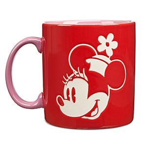 Minnie Mouse Portrait Mug