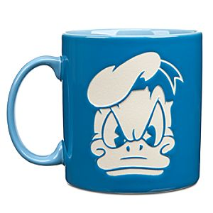 Donald Duck Portrait Mug