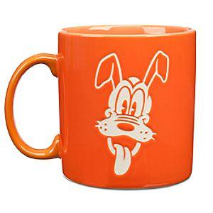 Pluto Portrait Mug