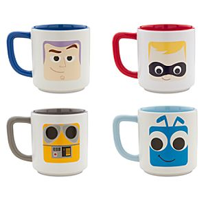 Disney/Pixar Mug Collection Set 2