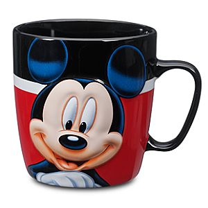 Mickey Mouse Brights Mug