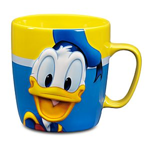 Donald Duck Brights Mug