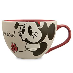 Minnie Mouse Peekaboo Mug