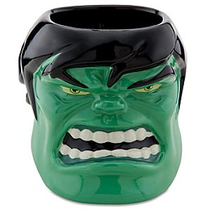 Hulk Sculptured Mug