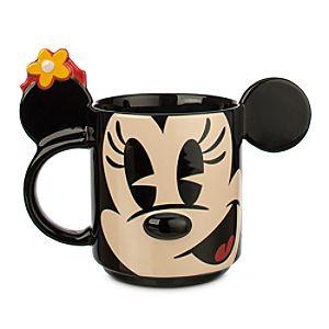 Minnie Mouse Dimensional Mug