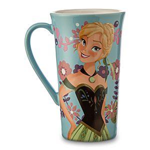 Anna Floral Mug