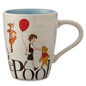 Winnie the Pooh and Friends Storybook Mug