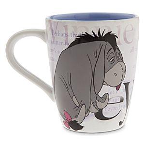 Eeyore Storybook Mug