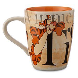 Tigger Storybook Mug