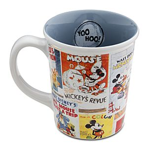 Disney Nostalgia Minnie Mouse Mug