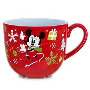 Share the Magic Minnie Mouse Coffee Mug