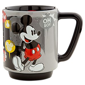 Cartoon Classic Mickey Mouse Mug