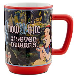 Movie Moments Snow White and the Seven Dwarfs Mug
