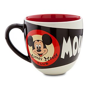 Mickey Mouse Club Mouseketeers Mug