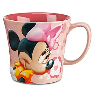 Minnie Mouse Mug - Spring Floral