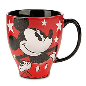 Mickey Mouse Classic Sketch Mug