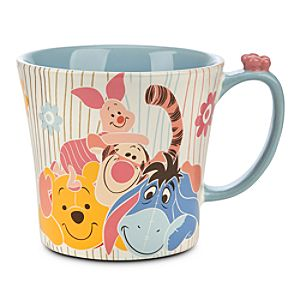 Winnie the Pooh and Pals Mug