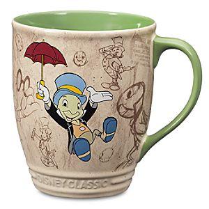 Jiminy Cricket Mug - Pinocchio