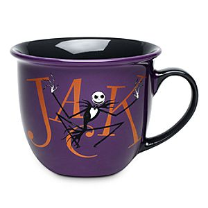 Jack Skellington Mug with Lip