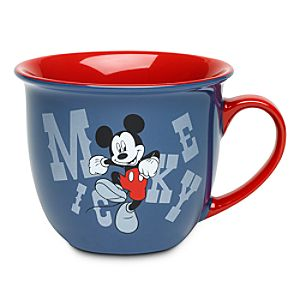 Mickey Mouse Mug with Lip
