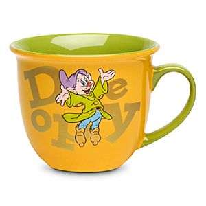Dopey Mug with Lip