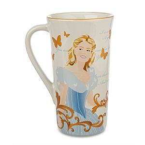 Cinderella Latte Mug - Live Action Film
