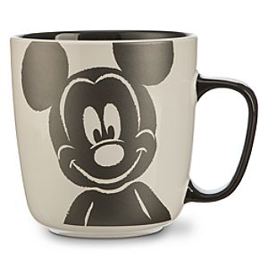 Mickey Mouse Two-Tone Mug