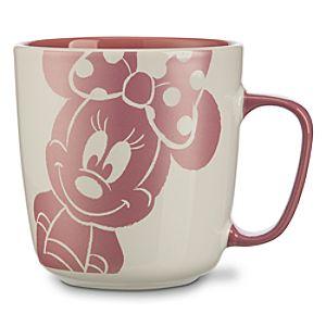 Minnie Mouse Two-Tone Mug