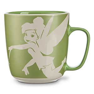 Tinker Bell Two-Tone Mug