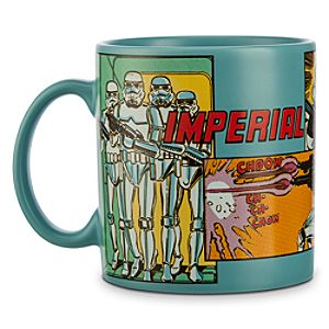 Stormtrooper Comic Strip Mug - Star Wars